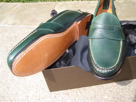 rancourt pinch loafers rancourt co shoes made in maine page 81 styleforum