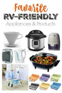 rv kitchen appliances my favorite rv friendly appliances and products instant pot dehumidifier electric skillet more
