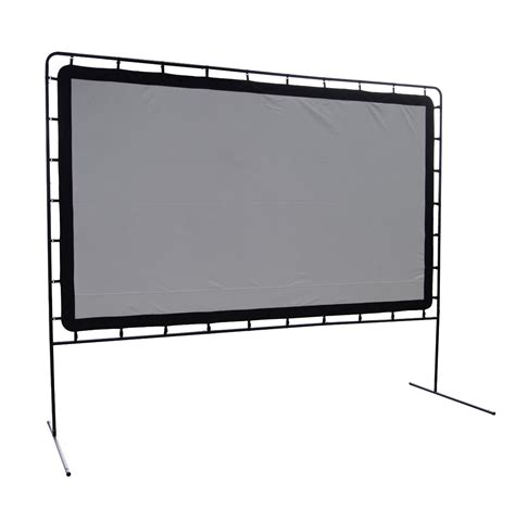 backyard screens best outdoor projector screen 2017 reviews and buyers guide