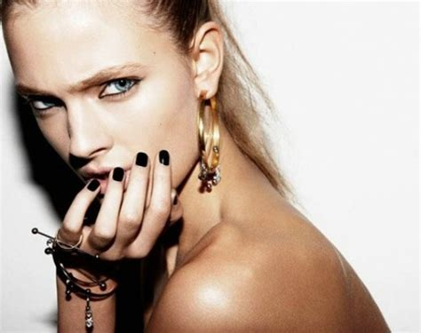 7 Fabulous Nail Trends To Try This Season black nails 7 fabulous nail trends to try this season