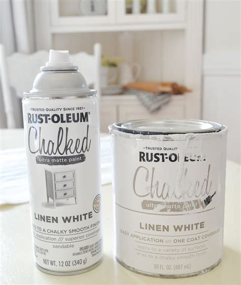chalk paint spray rust oleum chalky spray paint vs regular chalk paint