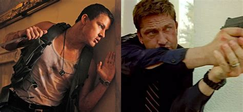 olympus has fallen vs white house down review white house down vs olympus has fallen film misery