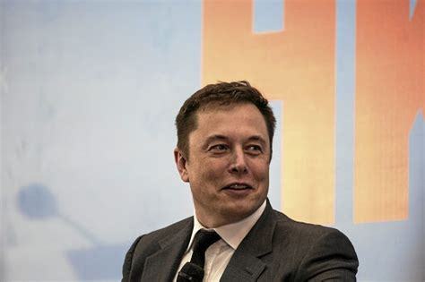 elon musk vision future of city roads is looking down literally