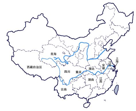 yellow river map the geo trade china and us shipping in the inland riverways in 21st century