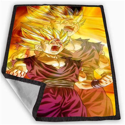 dragon ball z bed sheets best dragon blanket products on wanelo
