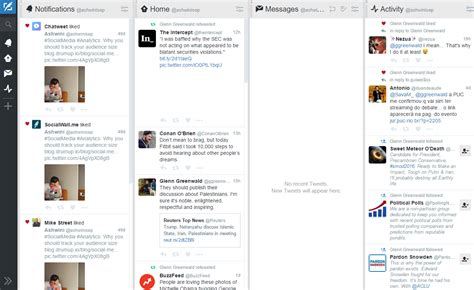 tweet deck 7 social media manager apps that you cannot do without