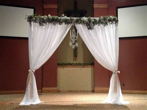 Wedding Backdrop Stand Rental by Diy Fabric Backdrop Rental Elite Events Rental