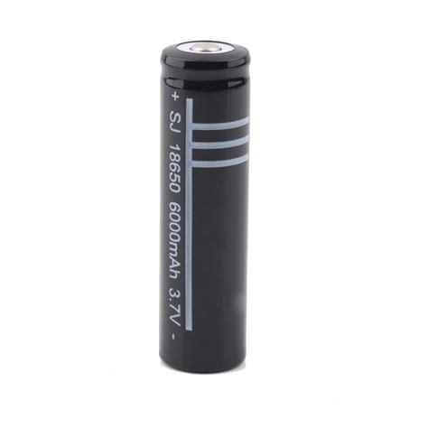 Ultrafire Rechargeable Battery 3 7v 6000mah 18650 Baterai Batere 4x ultrafire 18650 6000mah 3 7v rechargeable li ion battery for led flashlight ebay