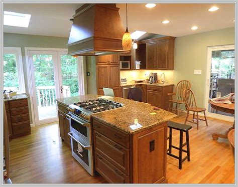 kitchen island stove top kitchens kitchen island with stove and oven kitchen