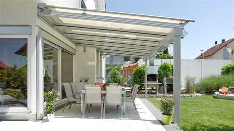 g nstige berdachung terrasse regenschutz terrasse selber bauen regenschutz terrasse