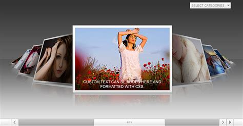 image gallery template html deal of the week html5 photo template bundle