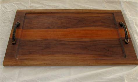 walnut woodworking projects walnut serving tray by matthew lumberjocks
