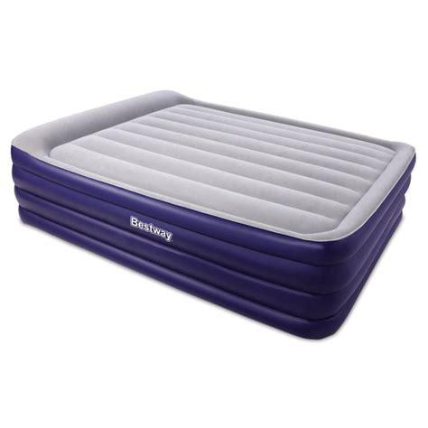 inflatable queen bed bestway air bed blow up inflatable queen mattress buy
