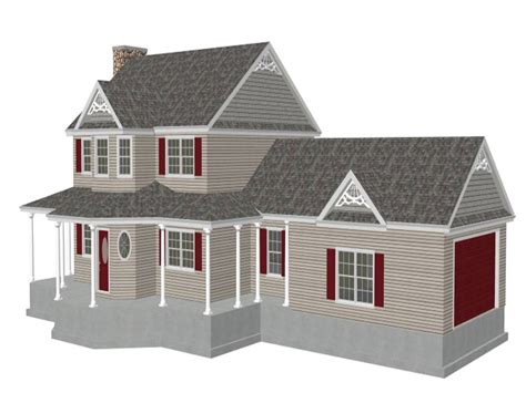 2 Story Small House Plans by Small 2 Story House Plans With Porches 2 Story House