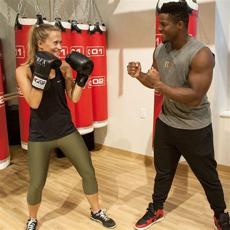 boxing basics 5 steps to throwing punches with