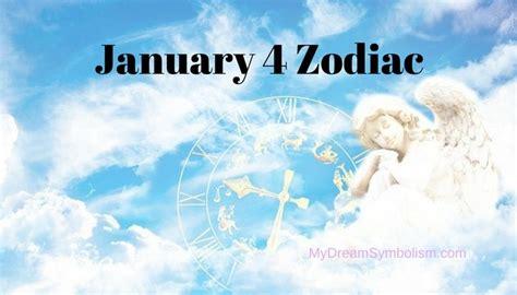 january 4 zodiac sign love compatibility