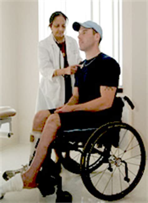 spinal cord injury clinic specialty clinics patients and families physical medicine and