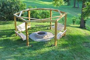 backyard swings build your own pit swing set page 1
