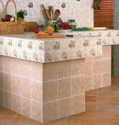 Tile Kitchen Countertop Designs by Stylish Kitchen Countertop Materials 18 Modern Kitchen Ideas