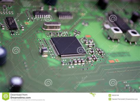 integrated circuit board design integrated circuit board royalty free stock photos image 36520168