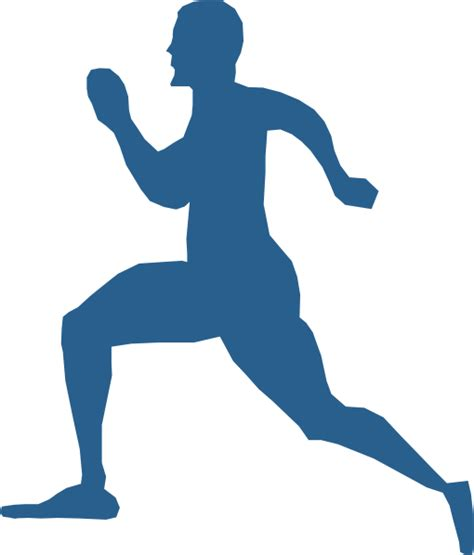 Person Running Clipart running clip at clker vector clip royalty free domain