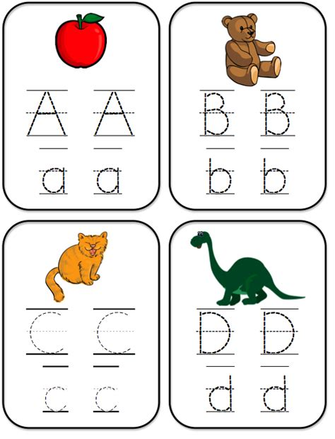 printable name tracing cards free worksheets 187 abc practice for kindergarten free