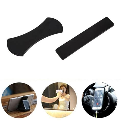 Holder Perekat Fixate Gels Pad Gel Pads Fixate Fixate Gel Pad convenient fixate gel pads nano stander car phone holder wall poster anywhere no trace us 3 98
