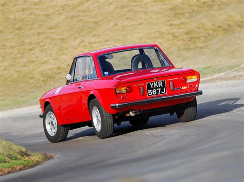 Lancia Fulva Lancia Fulvia Hf 1600 1970 Mad 4 Wheels