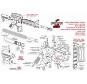 SCHEMATIC… Typical Bushmaster XM15 M4A3 Type Carbine Continued