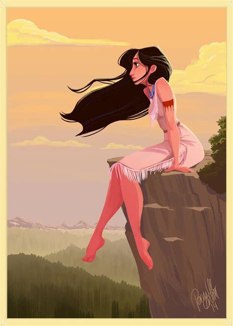 Boneka Disney Princess Pocahontas 45 best pernilleoe images on character design