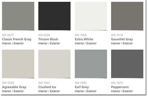 best gray paint colors sherwin williams sherwin williams reasoned palette jpg 726 215 474 main