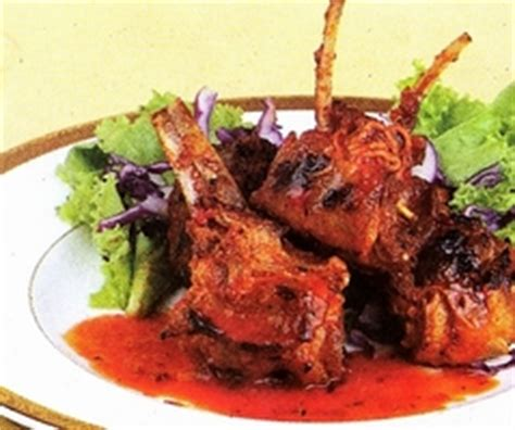 Oven Hock Bakar recipe hock indonesia