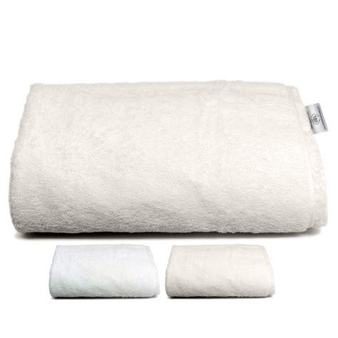 oversized towel oversized luxury ivory bath towels 100 cotton ebay