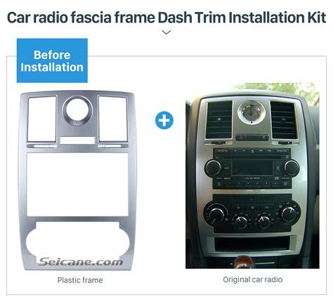on board diagnostic system 2008 chrysler 300 instrument cluster service manual 2008 chrysler aspen stereo remove lower dash chrysler aspen radio removal car