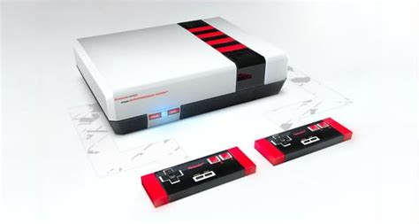 new nes console renesed nintendo nes in an awesome new suit bit rebels
