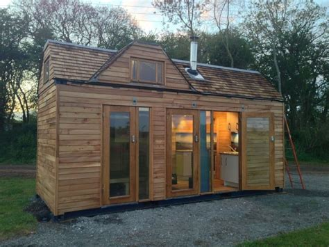 thoughtful eco homes cabin