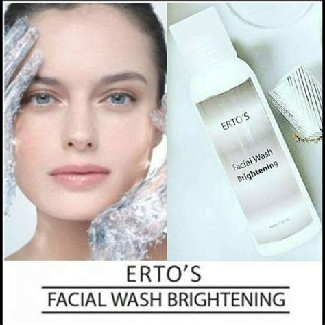 Pelembab Ertos ertos treatment bpom produk ertos care