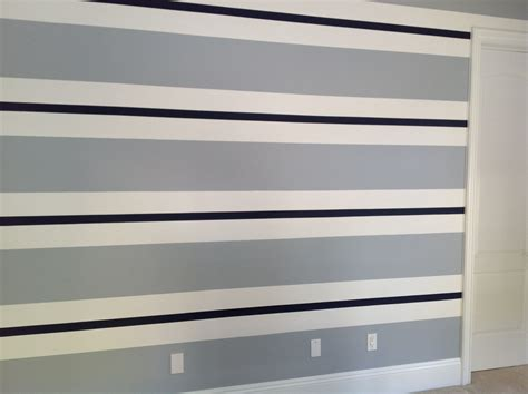 horizontal striped bedroom walls horizontal paint stripe ideas bing images for the home