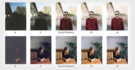 film exposed how exposure affects film photos