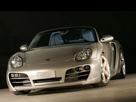 widebody porsche boxster 2005 techart boxster widebody image