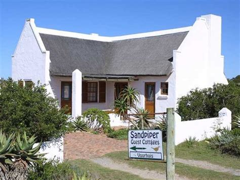 sandpiper guest cottages accommodation in mossel bay