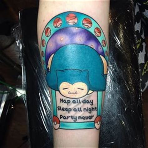 snorlax tattoo 33 best images about snorlax on