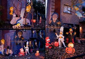 Best Decorated Houses For Halloween Gallery For Gt Scary Halloween House Decorations