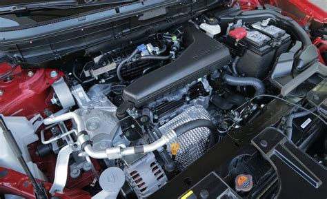 nissan rogue 2 5 engine car and driver