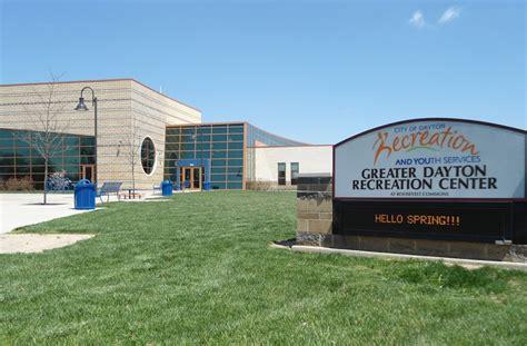 dayton rec centers participate  international swim