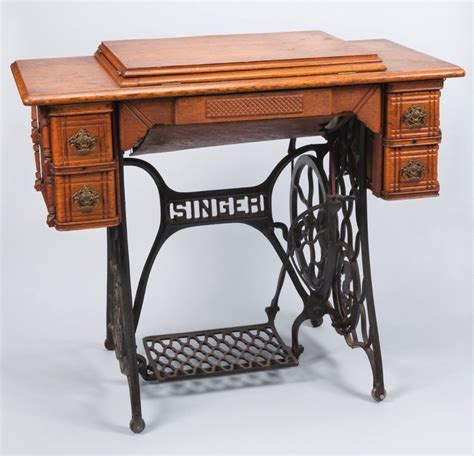 how much is a singer sewing machine table worth this singer sewing machine has many facets harvard magazine