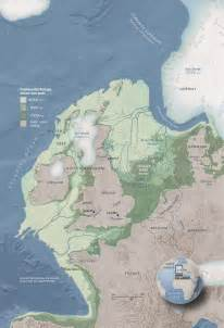 map of america 10000 years ago doggerland the land that connected europe and the uk 8000 years ago