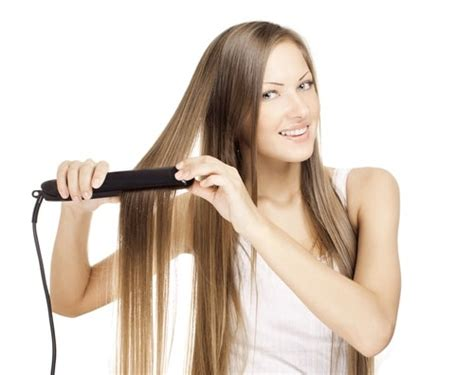 curling irons that won t damage hair how to flat iron hair without damage beauty hair guide