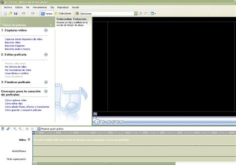 tutorial windows movie maker 2 1 tutorial de windows movie maker pagina 1