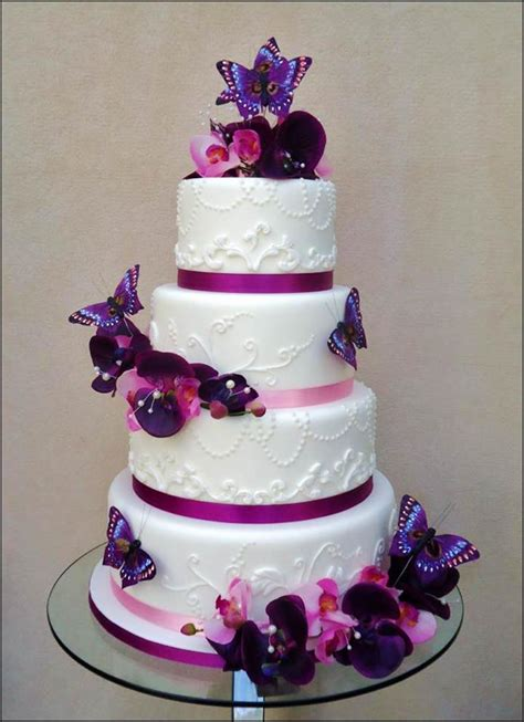 Butterfly Wedding Cake by 10 Unique Butterfly Themed Wedding Decorations You Must See